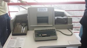 Máquina perforadora de tarjetas - josefo.com